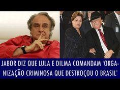 Condomínio de Ideias: Jabor diz que Lula e Dilma comandam 'organização criminosa que destroçou... o Brasil