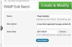 Ramp - Wordpress Deployment