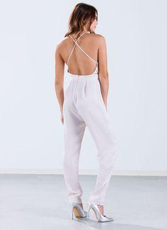Glamazon Sequined Jumpsuit