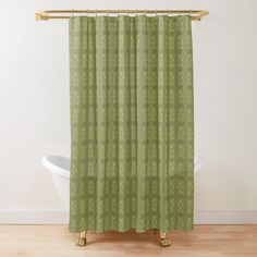 Shower Curtains, Pattern Design, Printed, Awesome, Products, Art, Art Background, Kunst, Prints