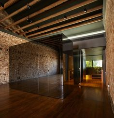 Lucky Shophouse   CHANG Architects © Invy & Eric Ng -- love the blend of the old and the new
