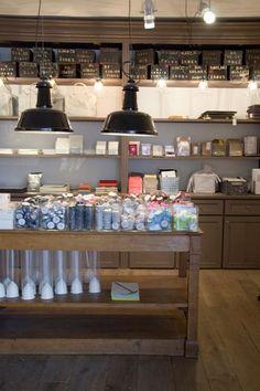 gorgeous shop merci in paris