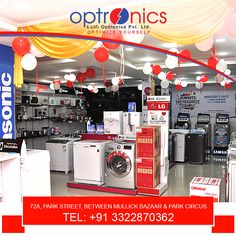 IPL OFFERS!! Buy electronic goods for your Home and get Special Discounts on each and every products also collect your gift to reach our Showroom Visit Us at: 72A, PARK STREET Or Call Us at: +91 3322870362