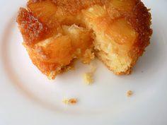 :pastry studio: Pineapple Rum Upside-Down Cakes