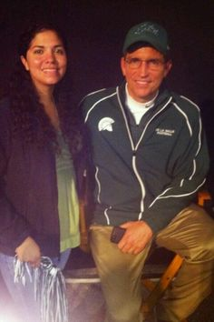 Jim Caviezel on the set of his movie watch this movie free here: http://realfreestreaming.com