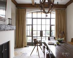 Rolgordijnen Slaapkamer 18 : Beste afbeeldingen van lange gordijnen drapes curtains long