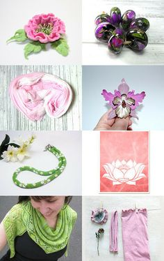 ☀ Summer meadow ☀ by Natalie on Etsy--Pinned with TreasuryPin.com