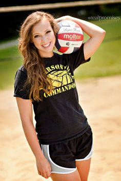 Volleyball senior pictures, Nashville TN