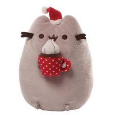 Pusheen Christmas Snackable Plush GUND : Booksamillion.com