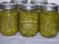 Hickery Holler Farm: Dill Relish