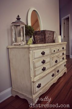 Furniture makeover!!