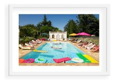 David de Lossy, Pool in Bordeaux, France