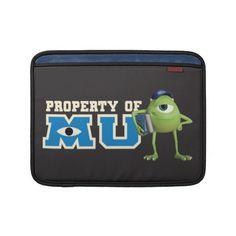 Mike Property of MU Sleeve For MacBook Air