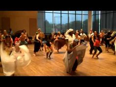 """Afro-Cuban Master Class with Danys """"La Mora"""" Perez @ Ordway June 2011 - YouTube"""