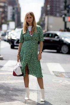The Best of New York Fashion Week Street Style - Savoir Flair