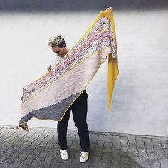 Ravelry: louisehavlykke's Garter Breeze/Smooth Move