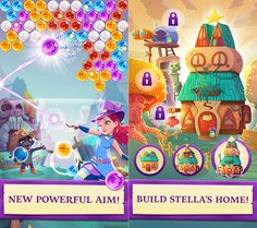 King introduced the discharge of Bubble Witch three Saga the third installment within the Bubble Witch Saga franchise. The bubble shooter challenges gamers to assist Stella the Witch break a curse that has been positioned on Wilbur a cat with the facility of darkish magic.  In every degree of Bubble Witch three Saga gamers are challenged to finish an goal earlier than operating out of photographs. As an example one stage might ask gamers to rescue owls which were trapped inside colourful…