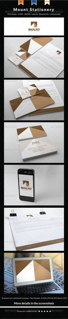 Mandala custom business card template printable digital will mount stationery graphicriver description this is a simple clean and elegant stationery set suitable cheaphphosting Gallery
