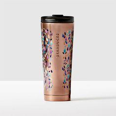 Shop for coffee and learn how Starbucks UK can help you get more out of your coffee. Starbucks Tumbler, Starbucks Cup, Starbucks Tassen, Bebidas Do Starbucks, Copo Starbucks, Starbucks Stainless Steel Tumbler, Starbucks Merchandise, Cute Water Bottles, Pretty Mugs
