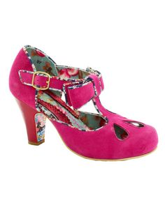 Irregular Choice Kissing Kate - Pink