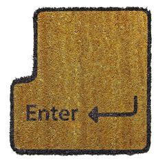 Kovrikus Doormat Enterus