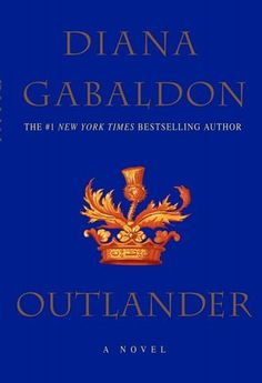 Outlander by Diana Gabaldon.  Hurled back in time to the Scottish Highlands in the 1700's, Claire is faced with an unfamiliar world filled with violence, disease, and revolution.  But as she struggles to get back to her own time or to find her own place in the past, her feelings for young Scottish warrior James Fraser grow.  First in a series, this is an epic story for fans of time travel, romance, and historical fiction.