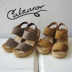 CALZANOR(カルザノール) S/429 Tostado