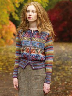 Maple in Rowan Felted Tweed