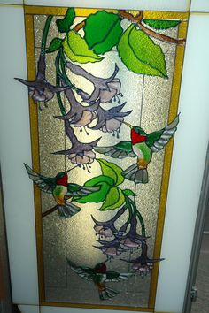 STAIN GLASS DESIGNS TREES - GLAS DESIGN