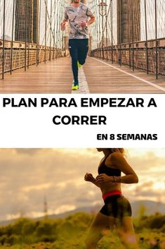 COMO EMPEZAR A CORRER DESDE CERO EN SOLO 8 SEMANAS [PLAN DE ENTRENAMIENTO] Running Tips, Excercise, Gym Men, Venus, Sports, Pranayama, Training, Shape, Exercise Routines