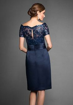 Jasmine Black Label M160064 Blue Mother Of The Bride Dress
