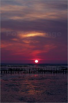 Michaela Rau - Sonnenuntergang