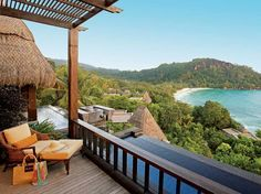 Seychelles Islands Maia Luxury Resort and Spa Seychelles, Africa Set in a prime location of Seychelles Islands, Maia Luxury Resort and Spa puts everything the city has to offer just outside your doorstep. The hotel offers a high standard of service and amenities to suit the individual needs of all travelers. Free Wi-Fi in all rooms, 24-hour security, daily housekeeping, fax machine, gift/souvenir shop are there for guest's enjoyment. Some of the well-appointed guestrooms featu...