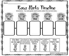 Black History Activity Bundle Rosa Parks, Ruby Bridges, MLK, Henry ...