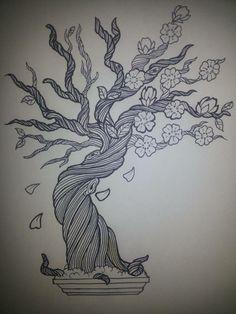 Cerezo bonsai
