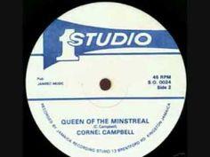 Cornel Campbell & The Eternals - Queen Of The Minstrels