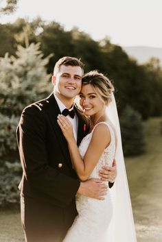 bride and groom at House Mountain Inn - couples photos - bride and groom portraits Wedding Picture Poses, Wedding Poses, Wedding Photoshoot, Wedding Couples, Wedding Portraits, Wedding Pictures, Wedding Bride, Wedding Couple Photos, Lace Bride