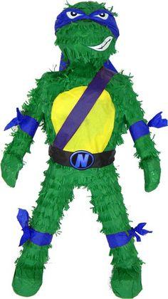 Blue Teenage Mutant Ninja Turtles Leonardo  Pinata