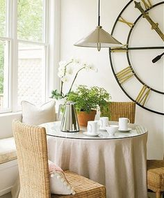 chic dining room 1