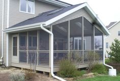 Decks and Porches | Decks and Screened Porches - Lawrence Cushman Construction