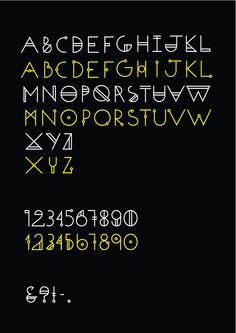 Ten & Ten: One premium font from Ten Dollar Fonts and ten free ones. #type #fonts #typography