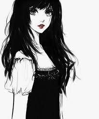 """Résultat de recherche d'images pour """"dessin manga fille robe"""""""