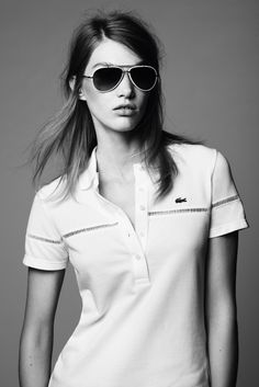 Short sleeve #polo from the #Lacoste Match Point Collection