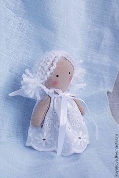 Куклы Тильды ручной работы. Ярмарка Мастеров - ручная работа Маленький Ангел.. Handmade.