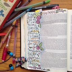 Day 23. This song (Running for You by Kip Moore) was on repeat for me this during my swim weekend. It's probably supposed to be some sort of love song from my experiences I can totally see it but I was really reminded of it when I read this passage in Exodus. The Lord has finally lead the Israelites out of Egypt just as he has promised. It was easy Pharaoh was downright impossible but God was faithful to his word and came through in the end. Not everything in life is easy in fact most of it…
