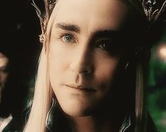 Lee-pace - Thranduil and Thorin Not my gifs