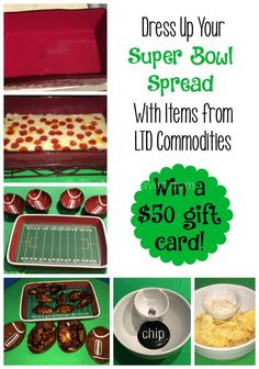 Win a 50 dollar gift card to LTD Commodities
