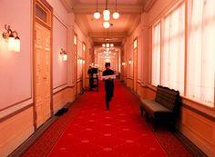 Grand Budapest Hotel od kuchni