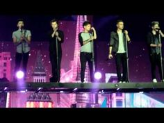 "One Direction- ""Change My Mind""  Liverpool 31/03/13"
