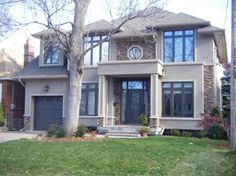 Humbervale - New Front traditional-exterior